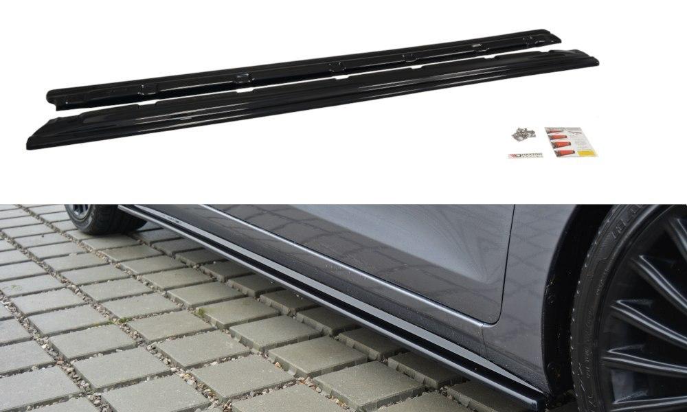 Dokładki Progów Hyundai i30 mk.2 - GRUBYGARAGE - Sklep Tuningowy